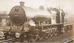 picture of Big Bertha - Lickey Banking Locomotive