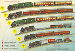 Picture of Hornby train set