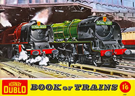 Picture of Hornby Book of Trains